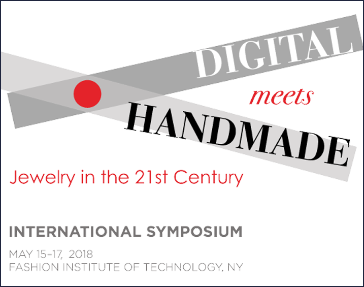 Digital meets Handmade: Jewelry in the 21st Century